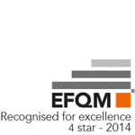 EFQM recognised for excellence © Quality Austria