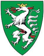 Das Wappen der Steiermark