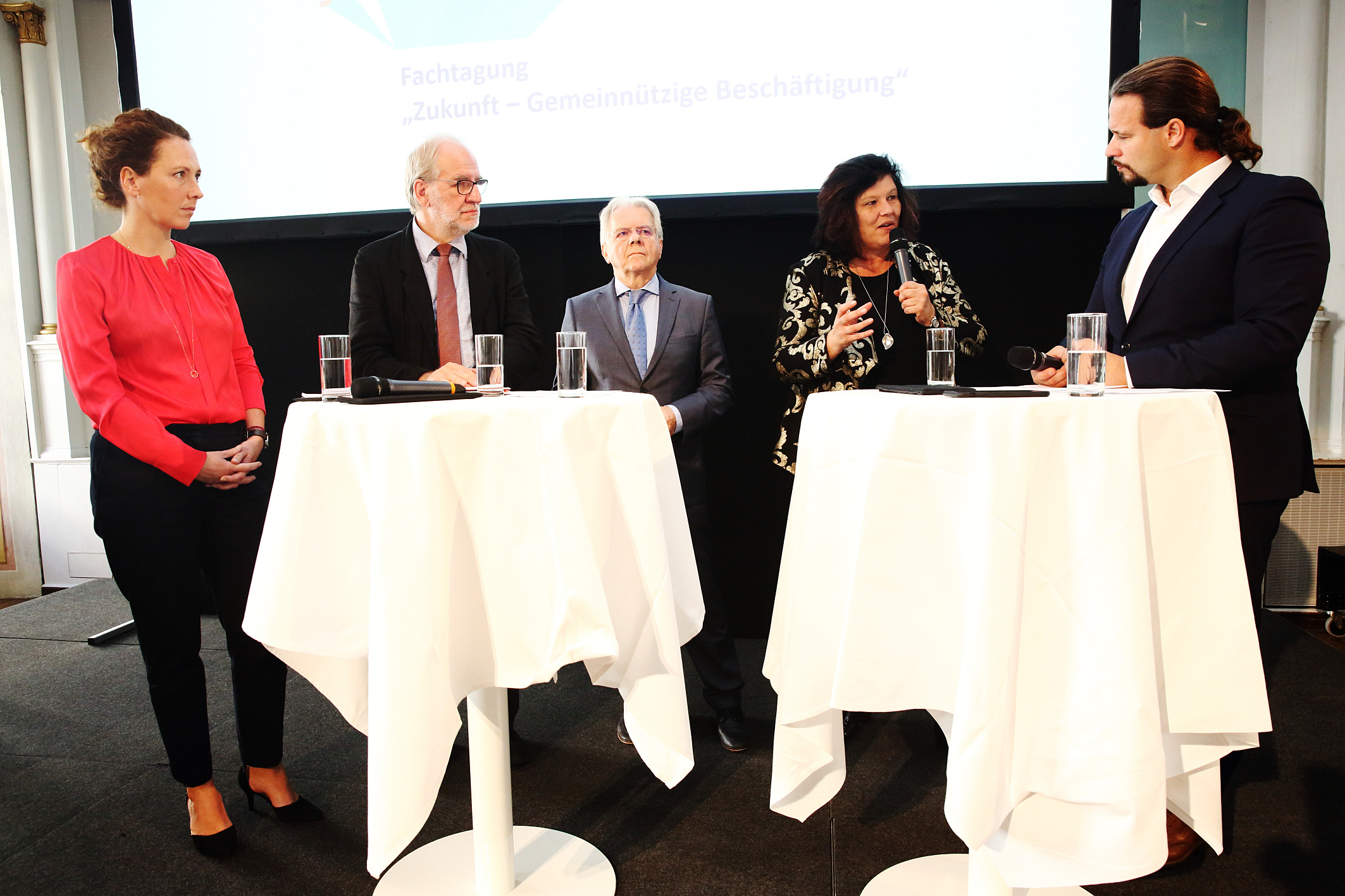 20 Jahre St:WUK, Podiumsdiskussion
