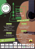 Green Guitar Youth Festival - 17. bis 20. Oktober 2019 © Land Steiermark
