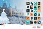 Adventkalender 2020 © graphiczone